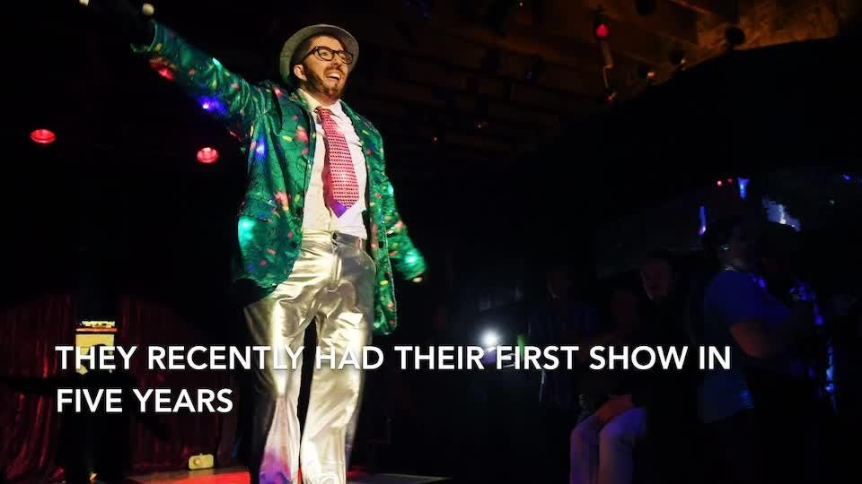 Sioux Falls' drag kings had their first show in five years recently.