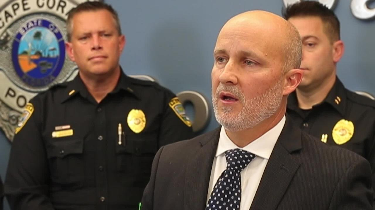Lee County Schools superintendent and Cape Coral police chief say parents and guardians must stress how serious it is to make a school threat