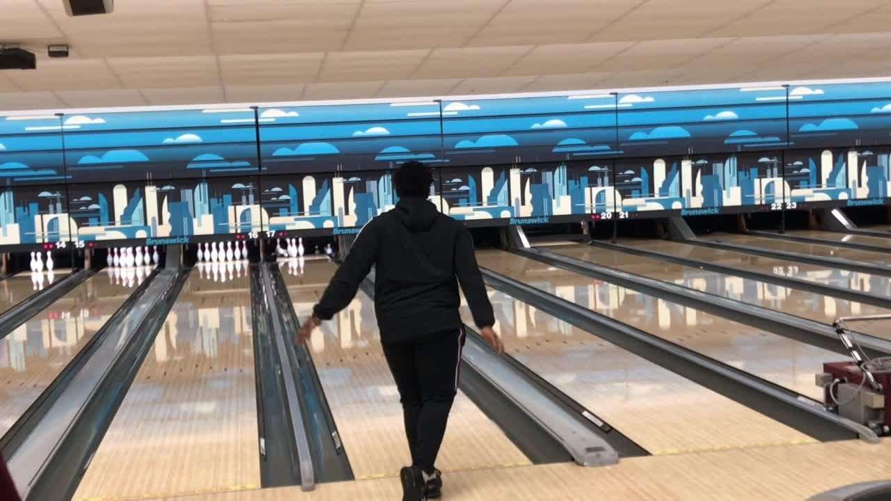 The Newark bowling teams are practicing this week at Park Lanes in advance of the Division I sectional tournament.