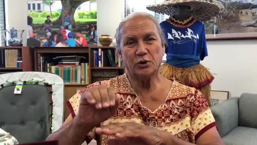 """From the ashes of World War II, Guam was rebuilt by the CHamorus who stayed behind, according to Guam historian Anthony """"Toni"""" Ramirez in a Feb. 13, 2019 interview."""