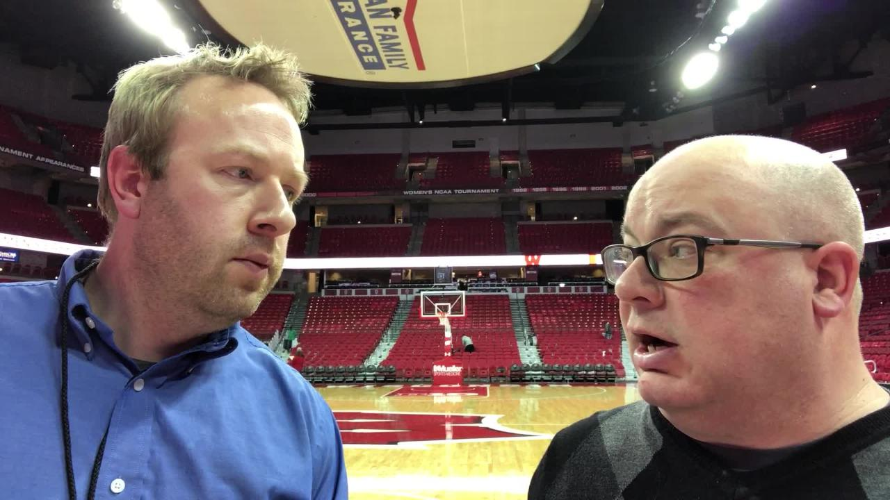 LSJ columnist Graham Couch and Freep beat writer Chris Solari break down MSU's 67-59 win at Wisconsin and what it means.