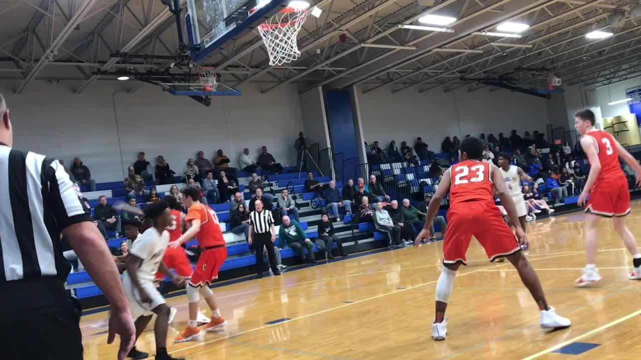 Paul VI boys basketball defeated Cherokee 45-43 on Tuesday night