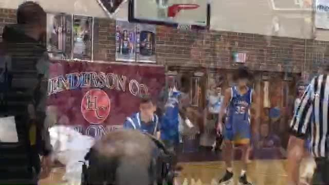 Paducah Tilghman defeated Henderson County 64-58 Tuesday at Colonel Gym.