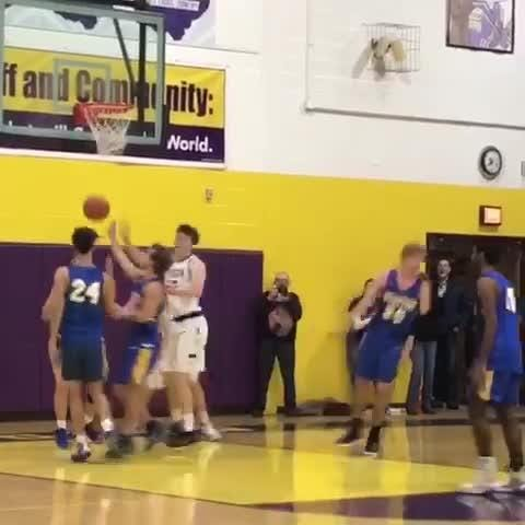 Jack Dials is a human highlight reel in Lex's 71-44 win over Wooster.