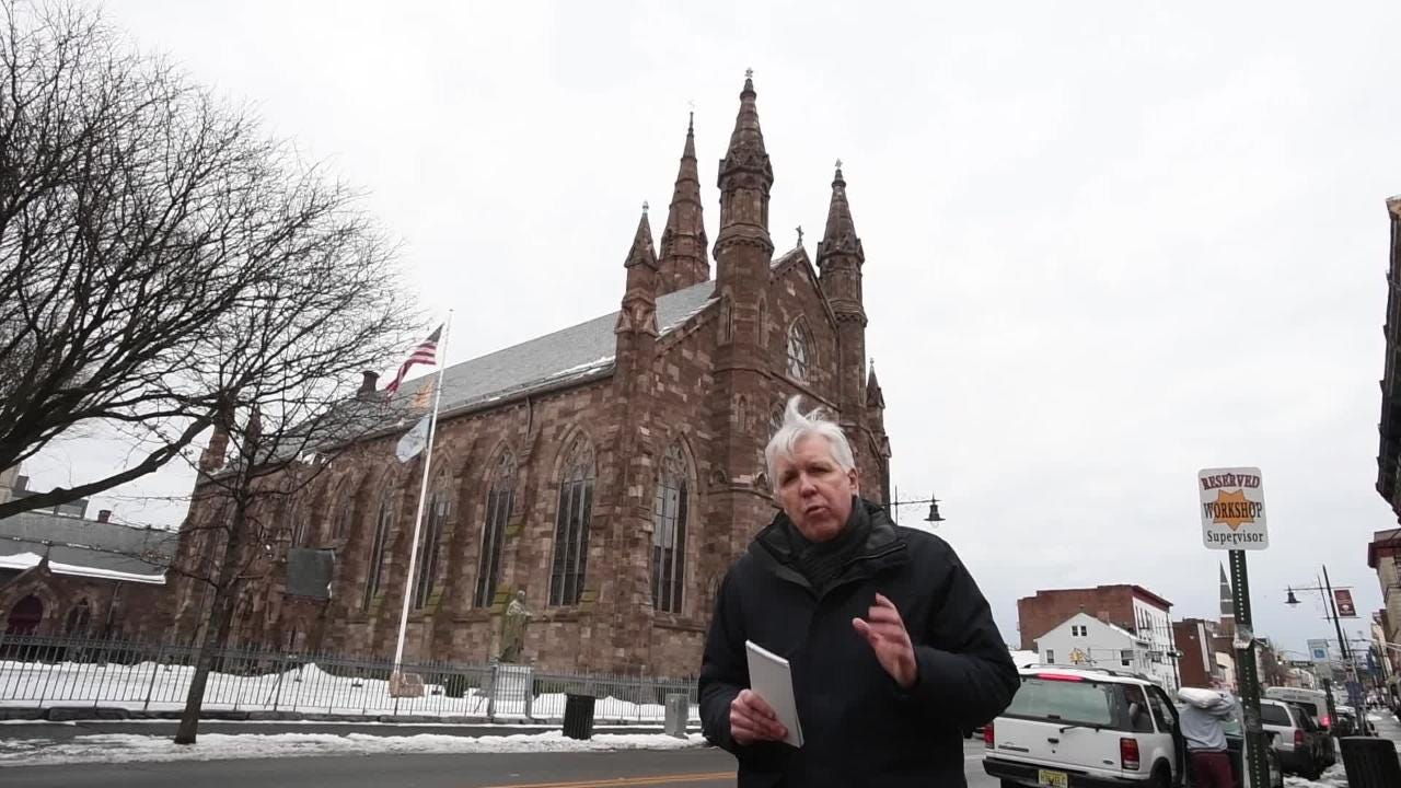 Columnist Mike Kelly talks about the list of NJ priests accused of sexually  abusing children