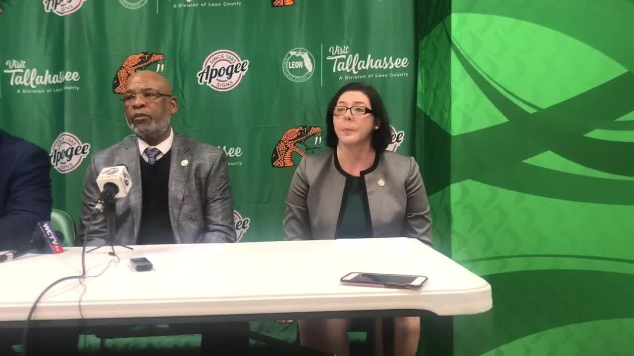 WATCH: Compliance director Kendra Greene breaks down the logistics surrounding FAMU's postseason ban due to low APR scores.