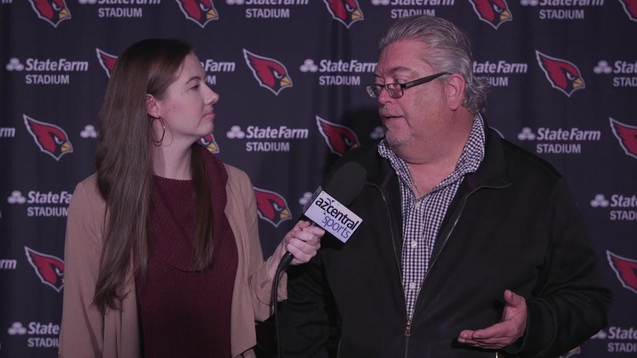 azcentral sports' Katherine Fitzgerald, Bob McManaman talk about the Cardinals' new coaching staff.