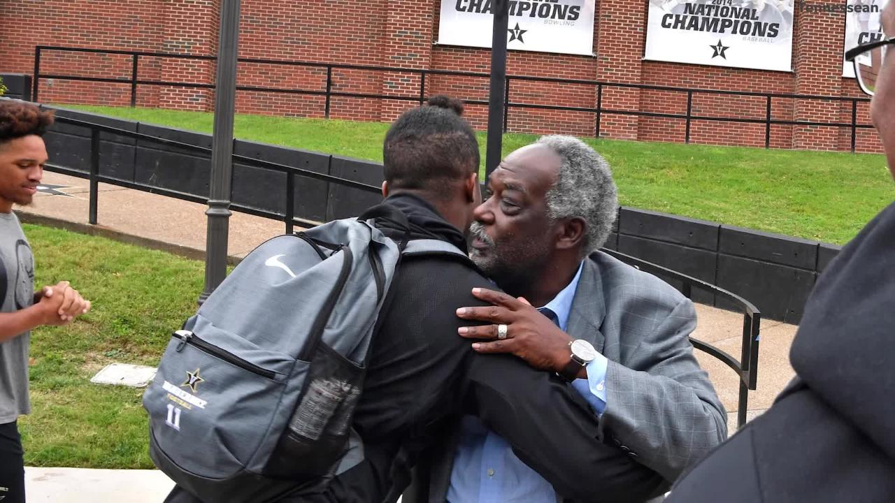 David Williams was Vanderbilt's athletics director for 16-years. He died Friday at the age of 71.