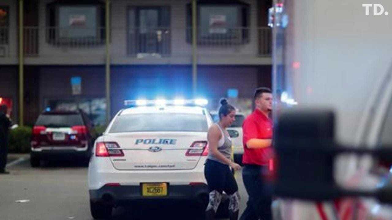 Recordings of the 911 calls received on the night of the hot yoga shooting in Tallahassee last year have been released by authorities.
