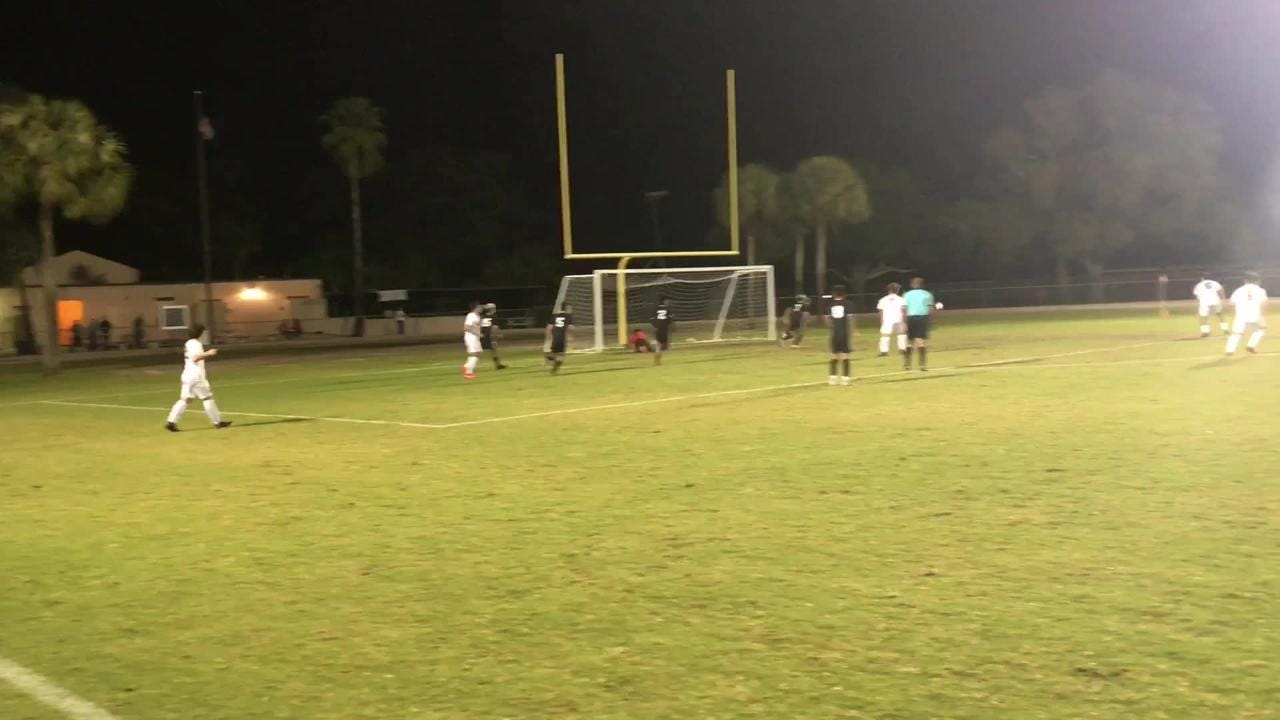 After 100 minutes and a goal apiece, Mariner falls 4-3 in penalties to defending 3A champion American Heritage.