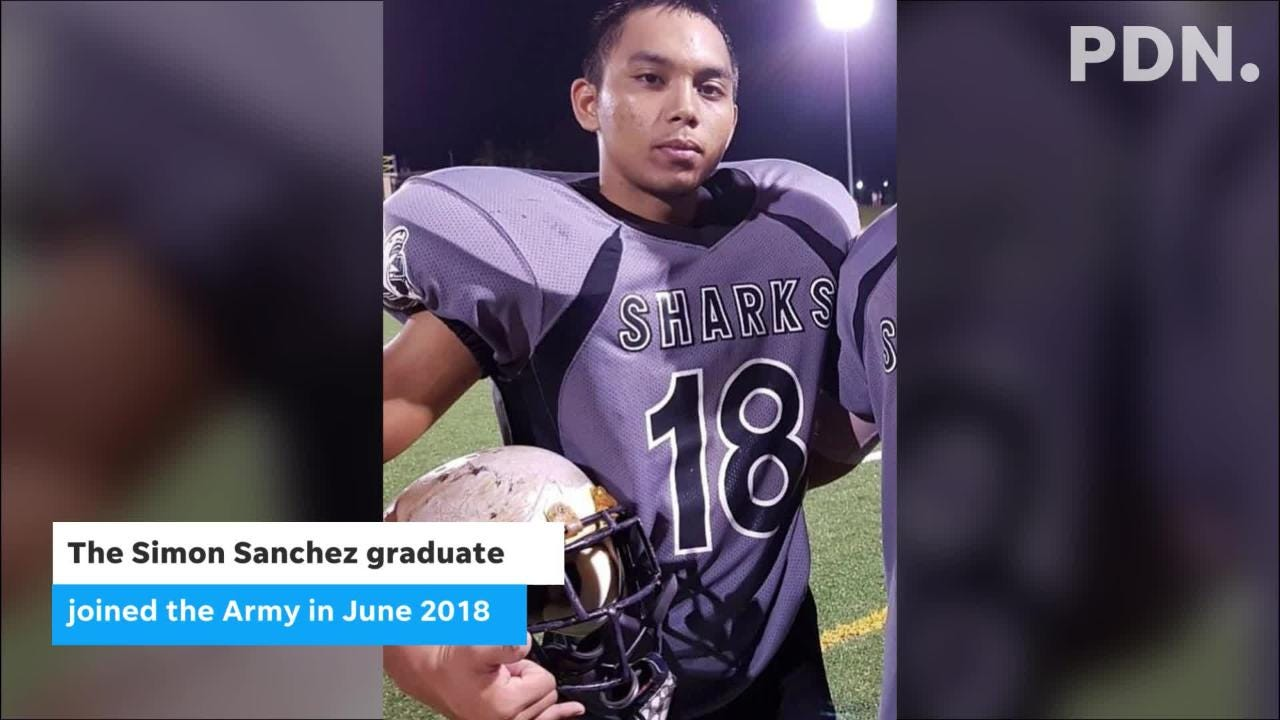 Guam soldier Pvt. Claytun Cepeda died in South Korea. The U.S. Army is investigating his death.