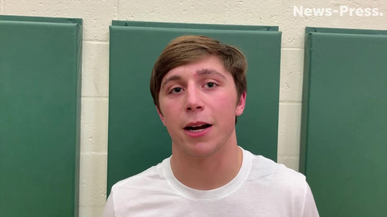 Hackworth pinned Osceola Harmony's Sean Seery in the finals to win the 152-pound title at the Ippolito Tournament at Brandon High.