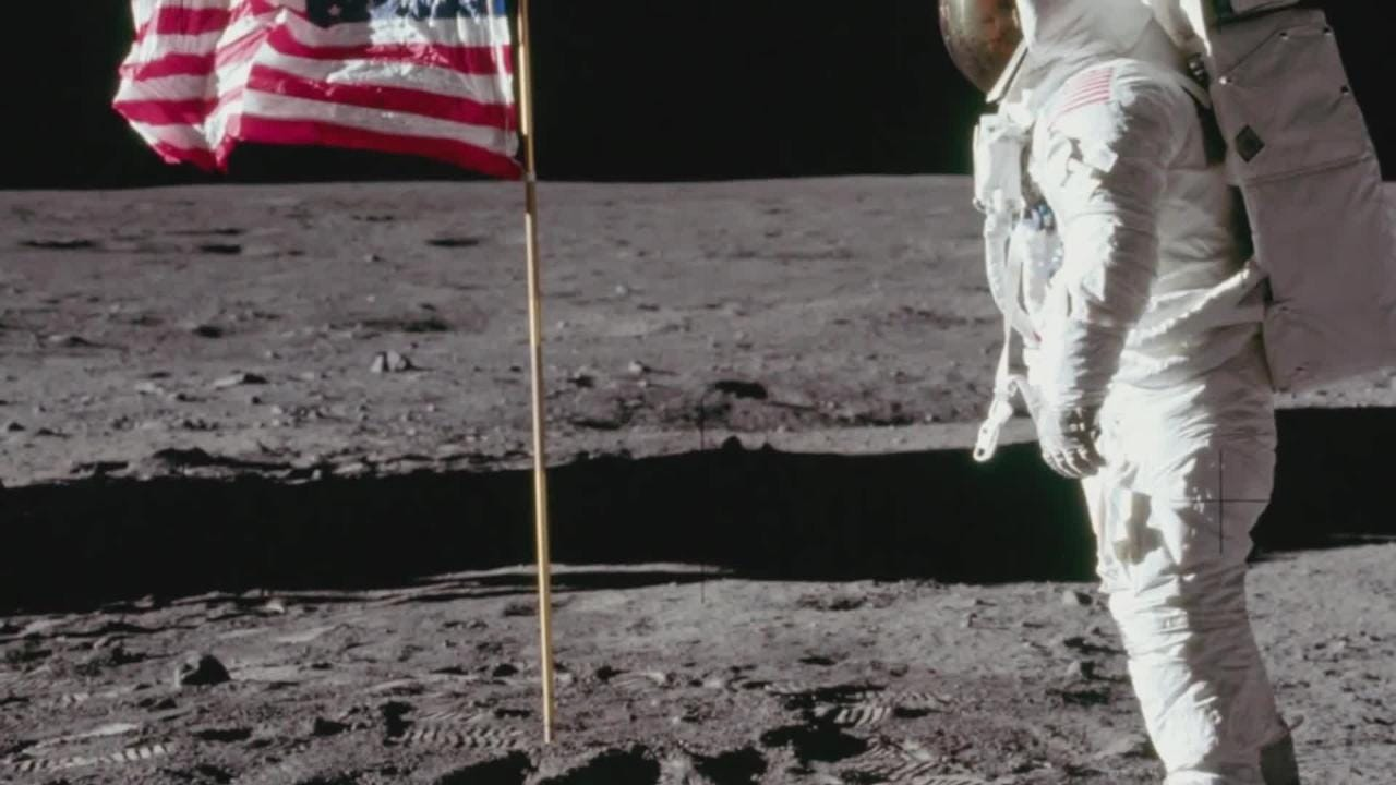 From NASA: As we celebrate the 50th anniversary of the Apollo Moon missions, we prepare to take the next giant leap, with sustainable lunar missions that pave the way for eventual journeys beyond.