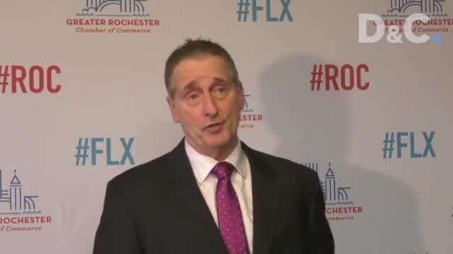 Rochester Chamber of Commerce President and CEO Bob Duffy says Amazon's move will have 'severe reverberations for a long time.'