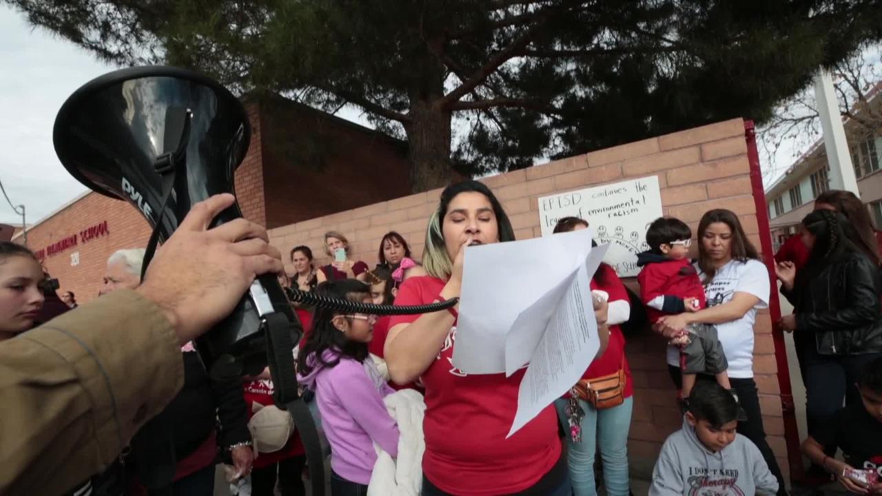 After EPISD voted to close Beall Elementary, parents and activists began fighting to keep it open.