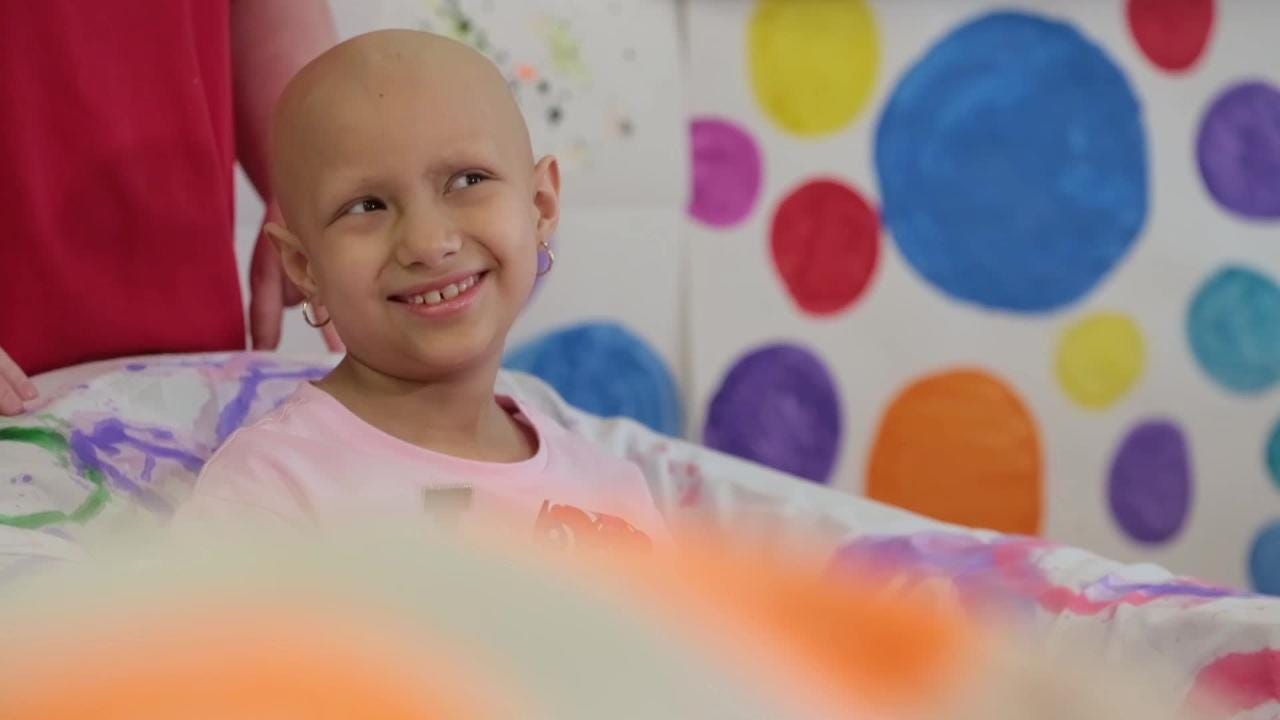 Patients at El Paso Children's Hospital created a one-of-a-kind birthday party for the hospital's 7th birthday