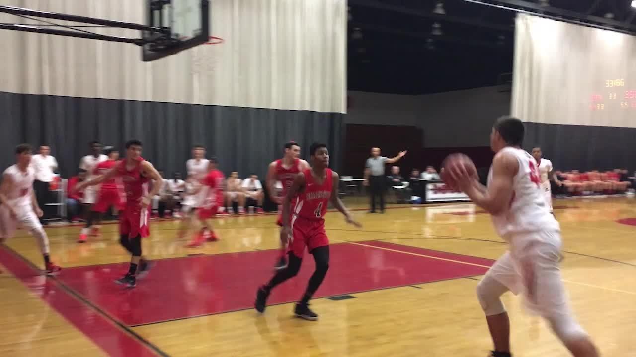 Palm Springs basketball advances through quarterfinal game