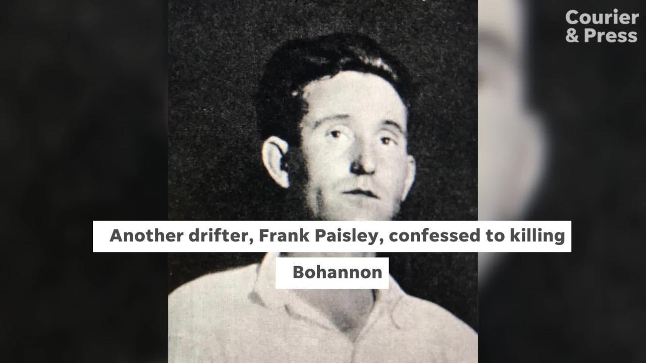 The murder of W.O. Bohannon
