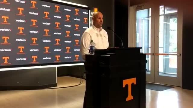 The offseason brought three new assistants to Pruitt's coaching staff. Pruitt detailed responsibilities for his reconfigured staff on Friday.