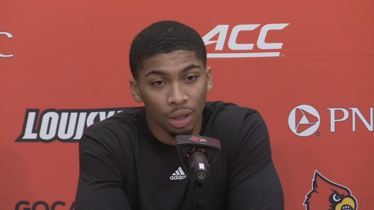 Louisville's Christen Cunningham wants to move on from Duke loss and prepare for Clemson