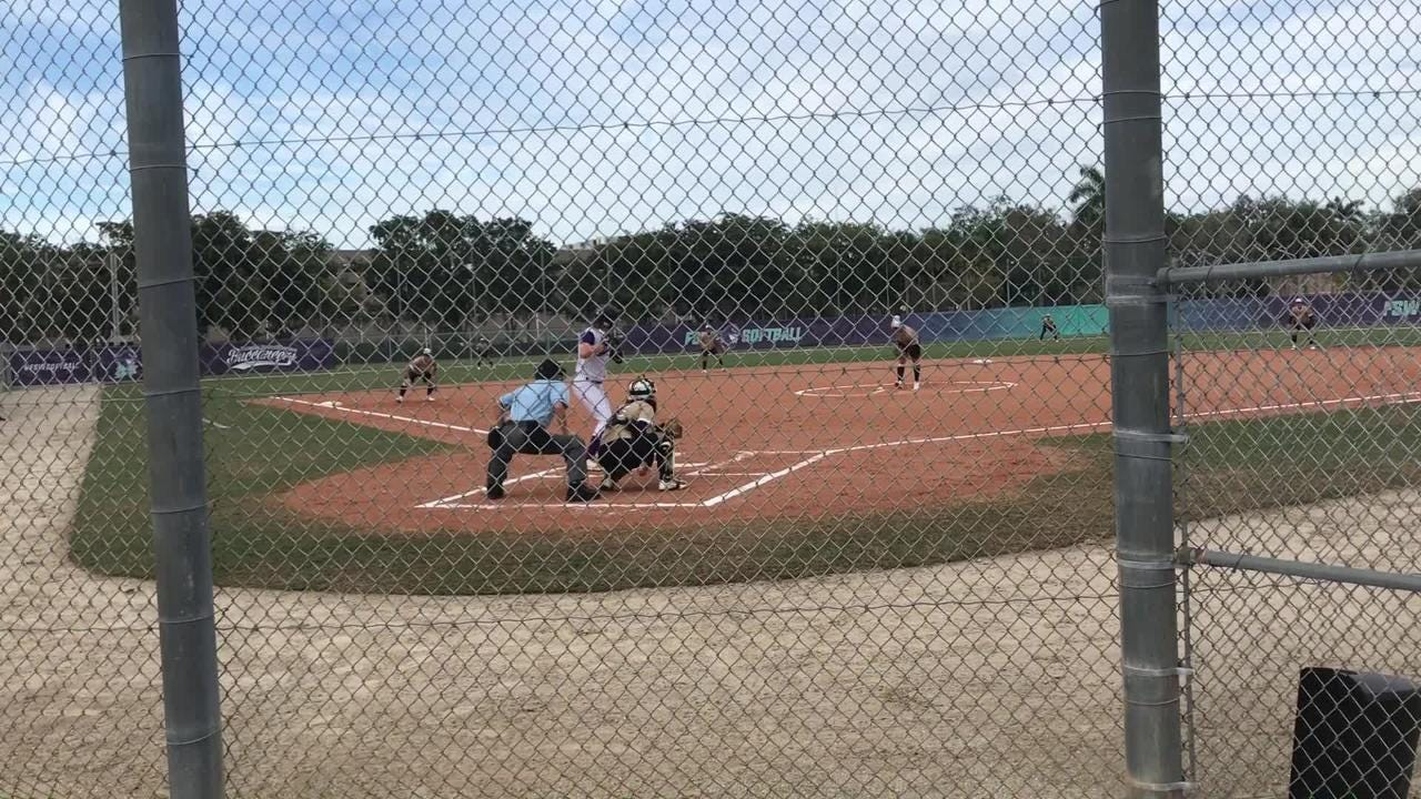 FSW softball takes on the second-ranked softball team in the world in exhibition play