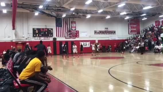 Lely beat Immokalee 68-61 in the Class 6A-District 12 championship game Friday at Immokalee.