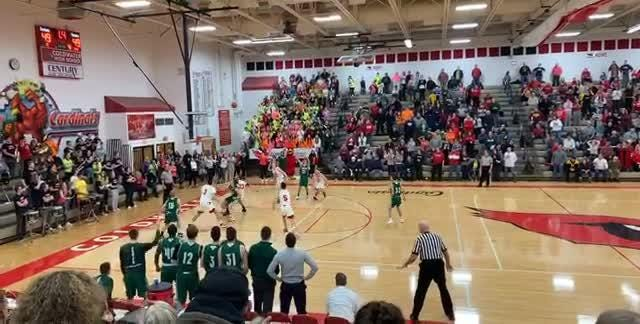 Pennfield beats Coldwater at the buzzer - again