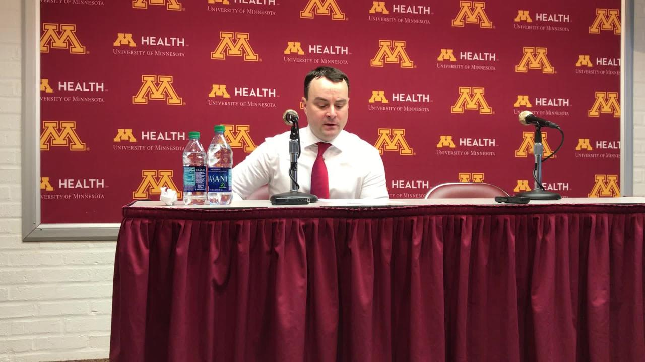 Archie Miller on blowout loss to Minnesota: 'This...