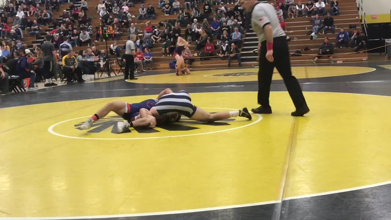 Seven schools had at least one champion during Saturday's Licking County League championships.