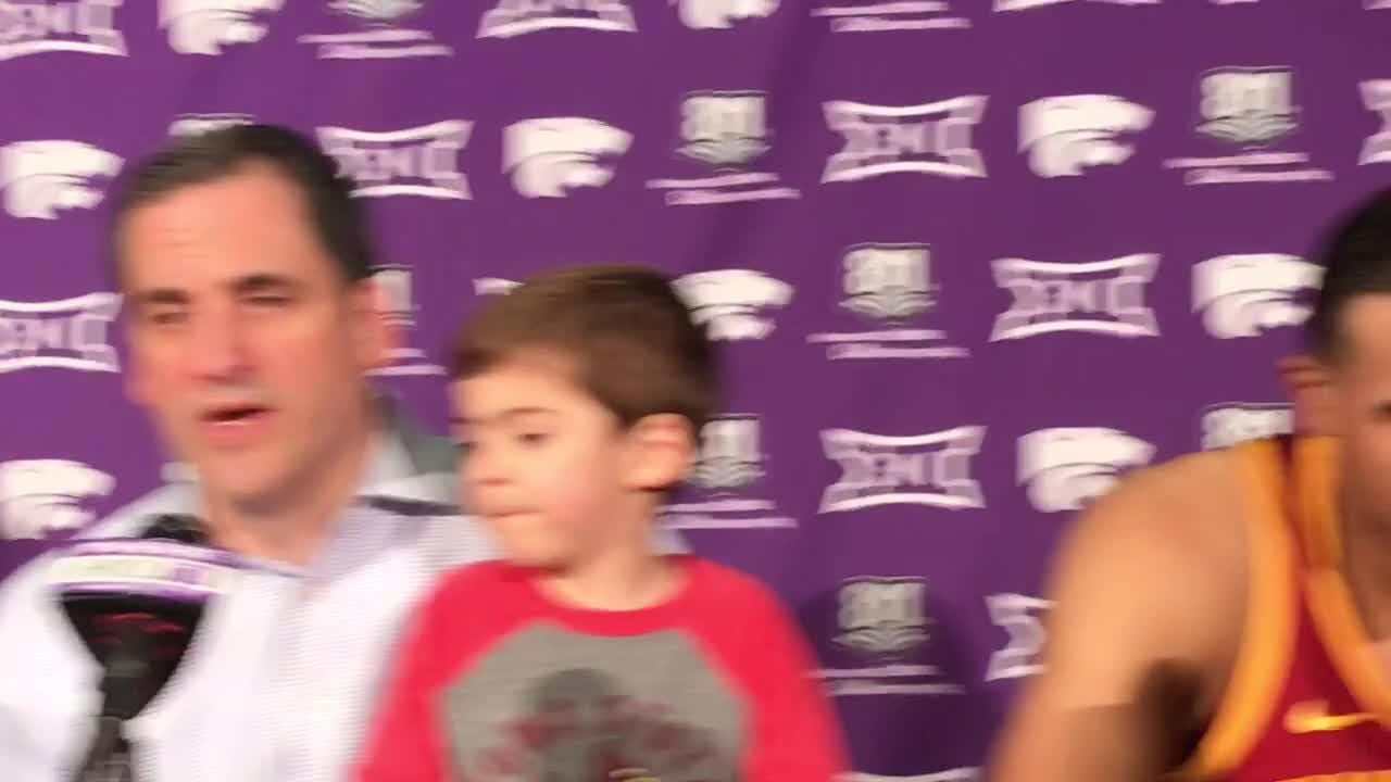 Prohm said Iowa State proved it's doubters wrong