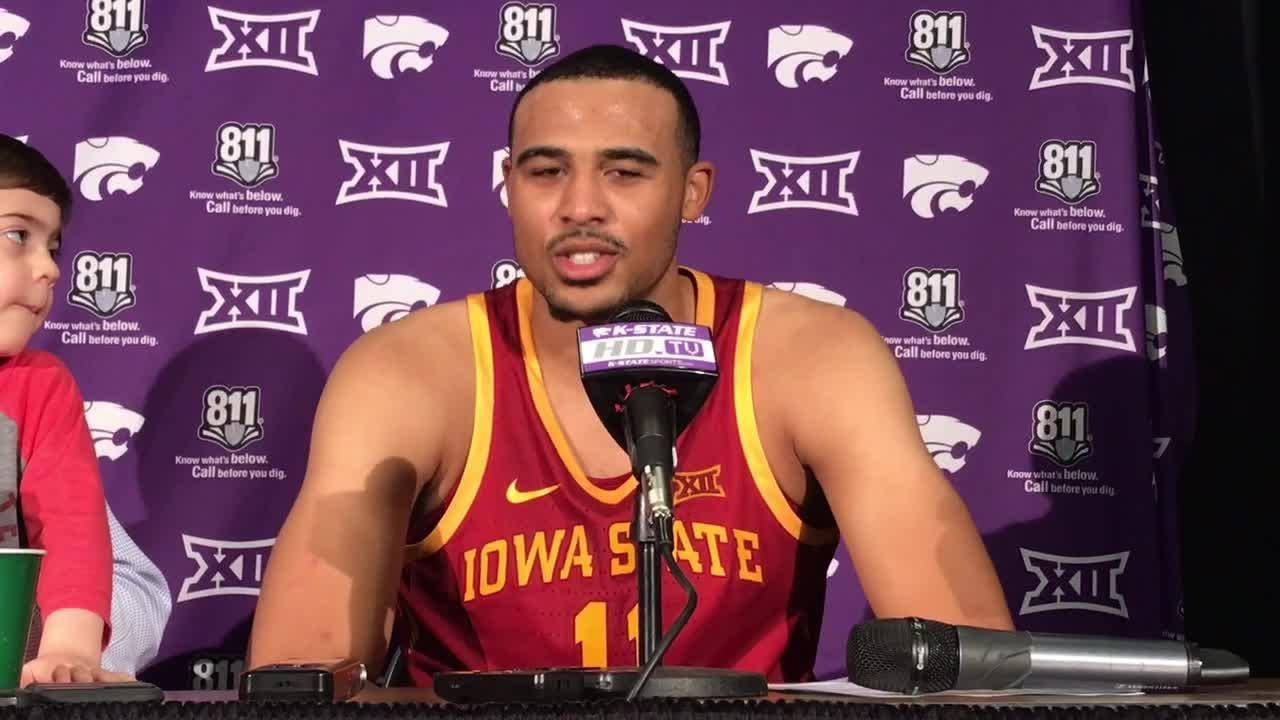 Iowa State throws the Big 12 into a tizzy