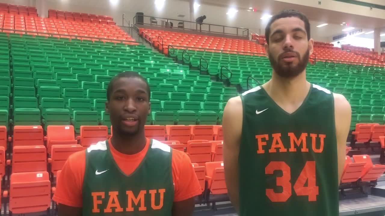dba28c0f538 FAMU basketball players aim for strong finish despite postseason ban