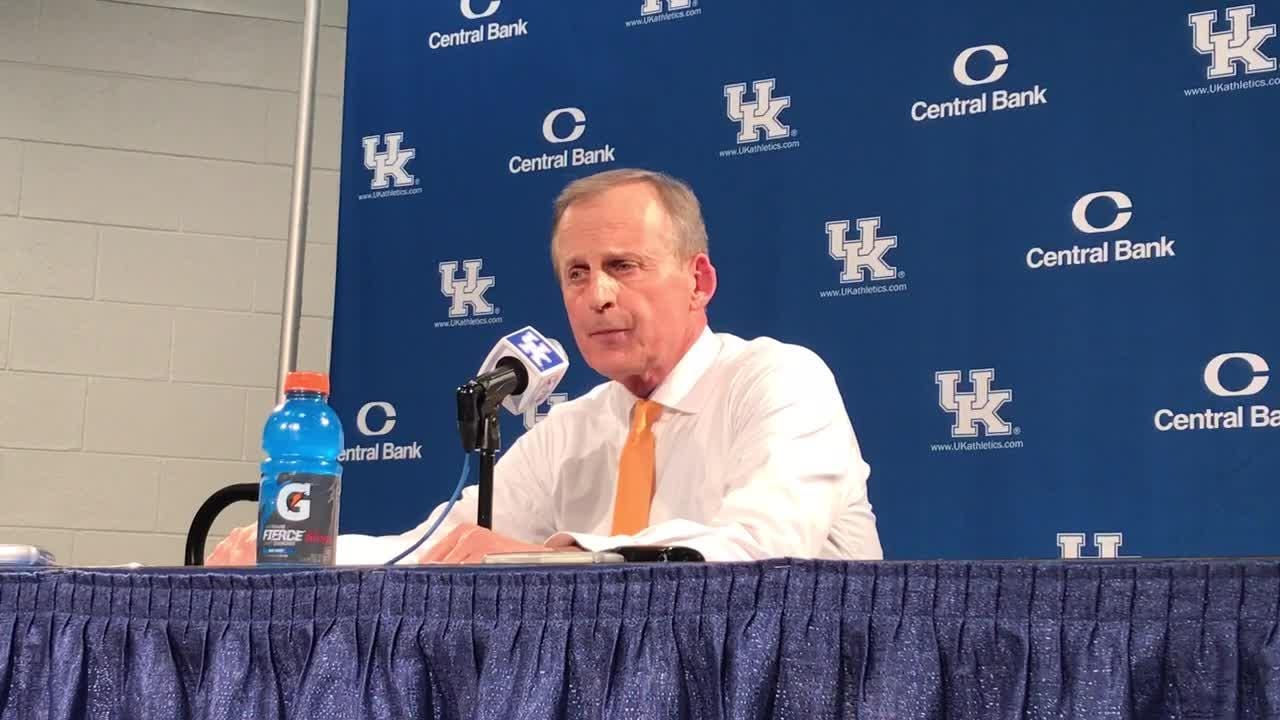 Rick Barnes blasts Tennessee's 'selfish' offense in Kentucky loss