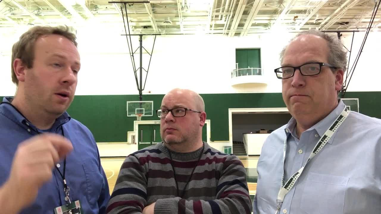 LSJ columnist Graham Couch, Freep beat writer Chris Solari and Freep columnist Shawn Windsor analyze MSU's win over Ohio State