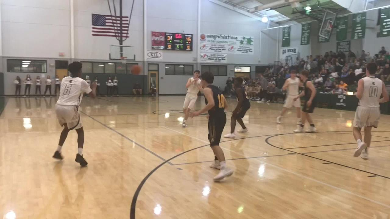 Watch Webb defeat Chattanooga Christian, 76-51, in the Division II-A East Region Tournament
