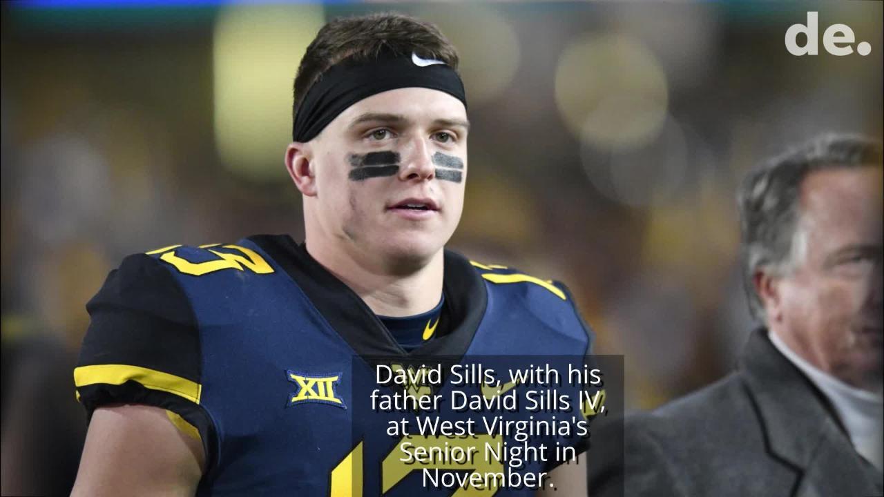 David Sills heading to NFL Combine