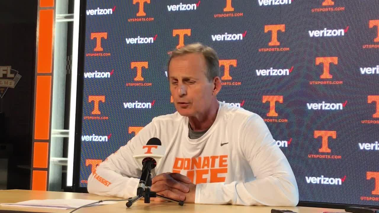 Tennessee lost its second game of the season Saturday.