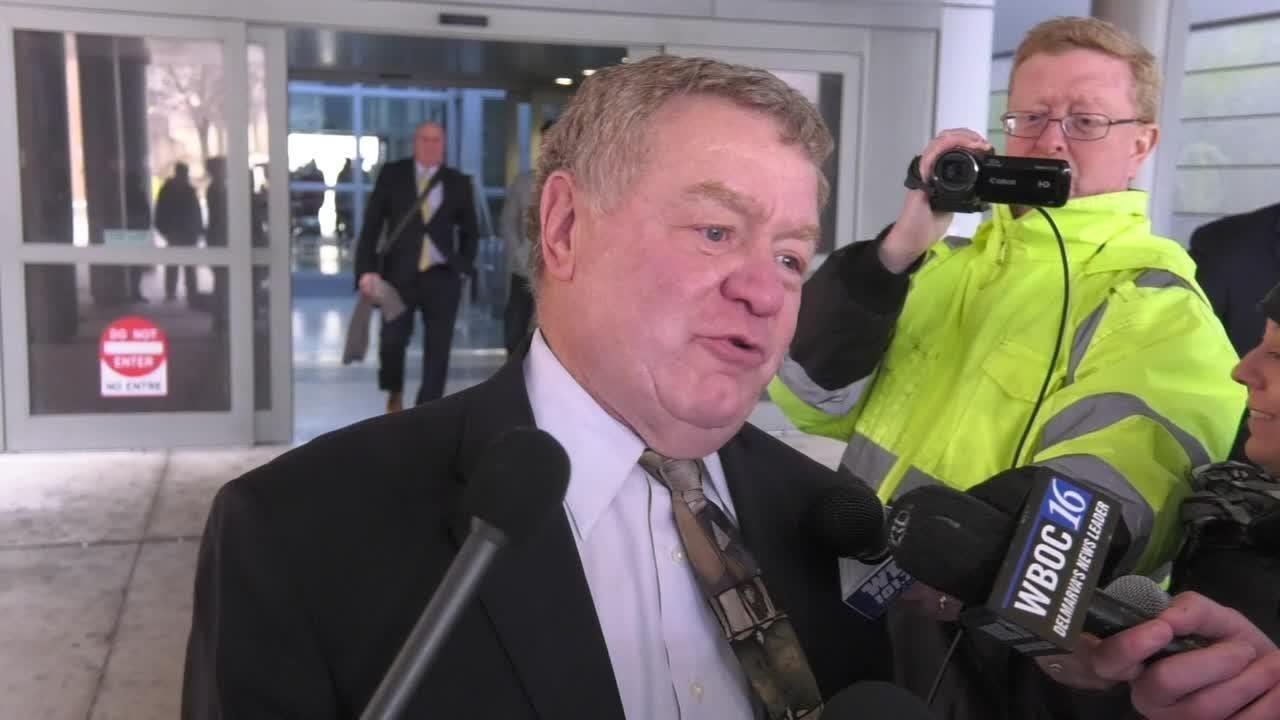 Defense attorneys react to verdict in second Vaughn trial