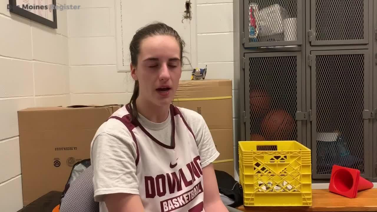 Iowa, Iowa State and Drake are far from alone in their full-throttle pursuit of Dowling Catholic 2020 guard Caitlin Clark.