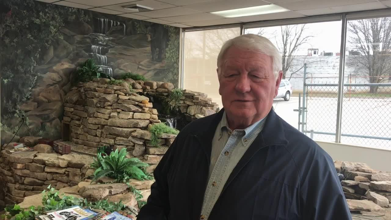 Pumps of Tennessee President Dennis Dalton said he's been offered to sell his Willow Ave. property, but he's not interested.