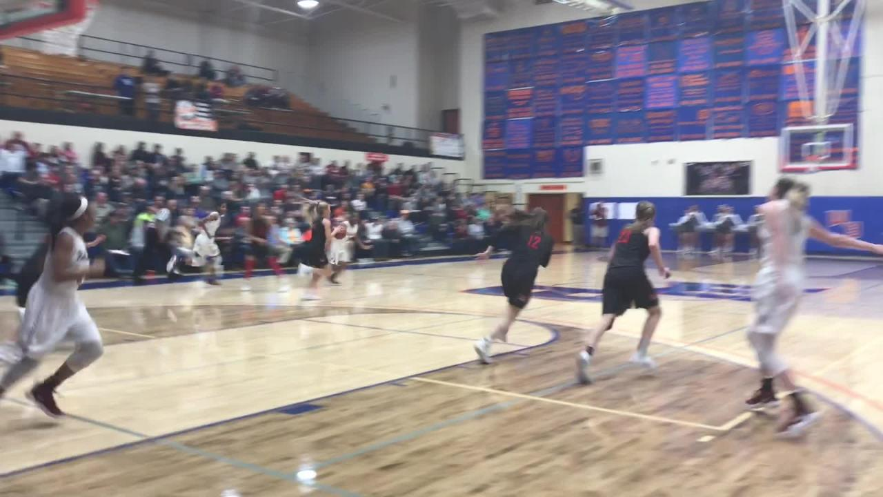 Watch Maryville beat Bearden, 63-51, in the District 4-AAA tournament championship game