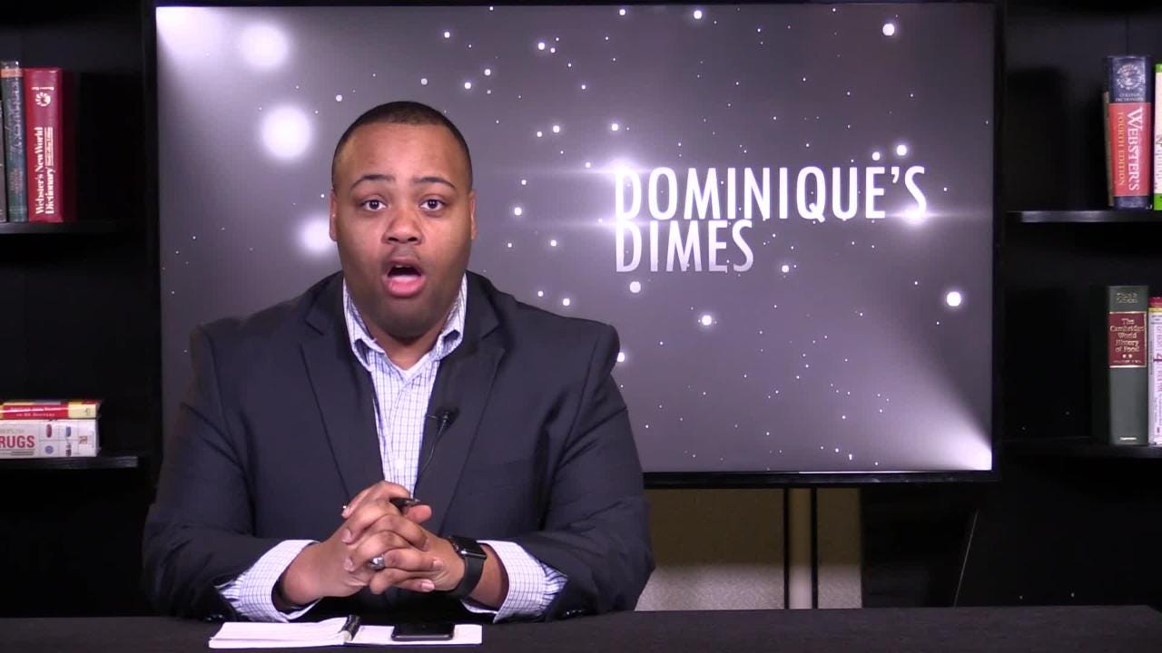 Some good mid-major college basketball teams won't get a shot in the NCAA Tournament, but it shouldn't be that way. Dominique's Dimes breaks it down.