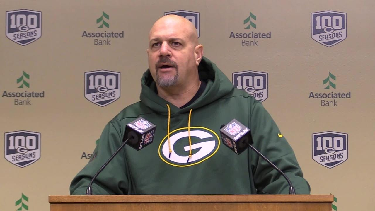 Packers' defensive coordinator Mike Pettine discusses his role in supporting new head coach Matt LaFleur.