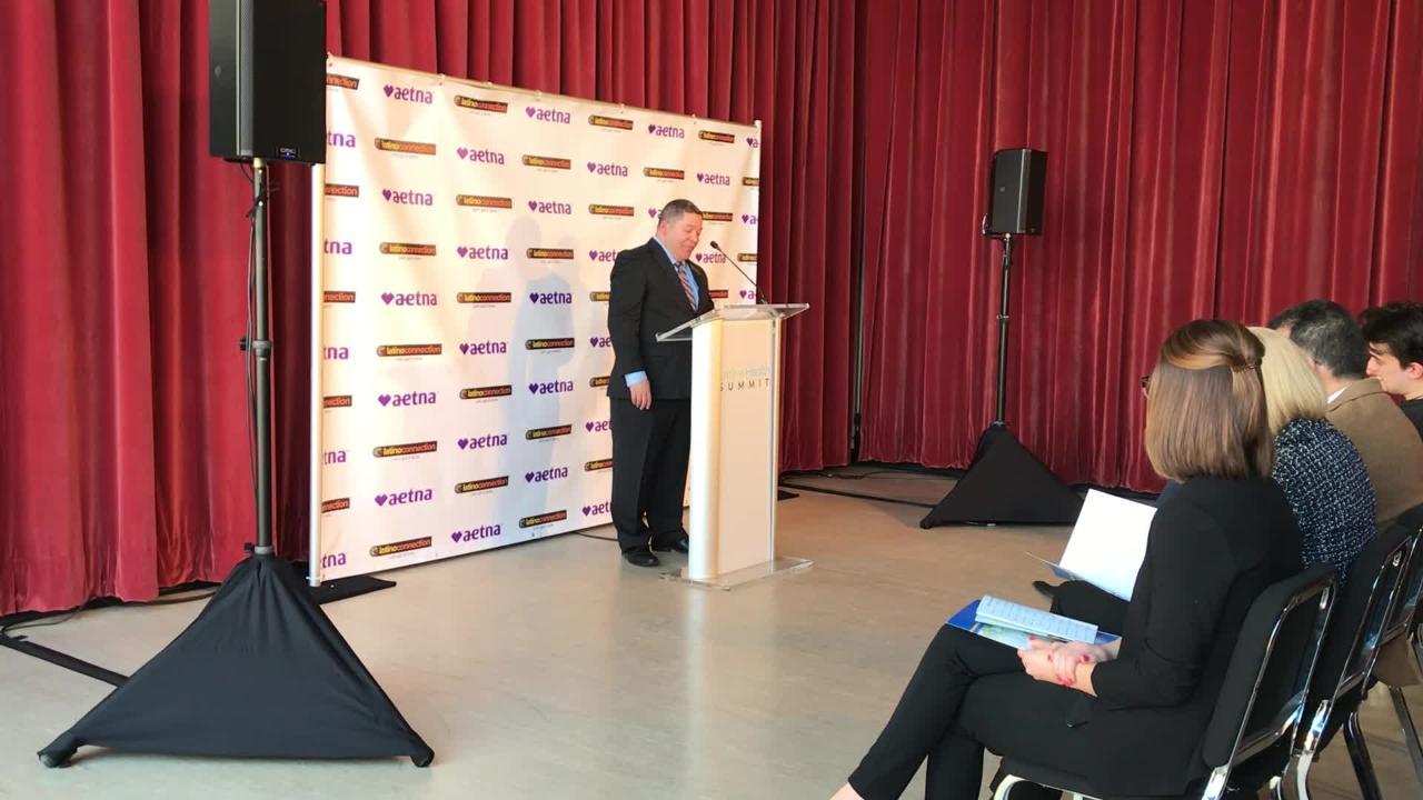 Watch: Latino Health Summit set for York