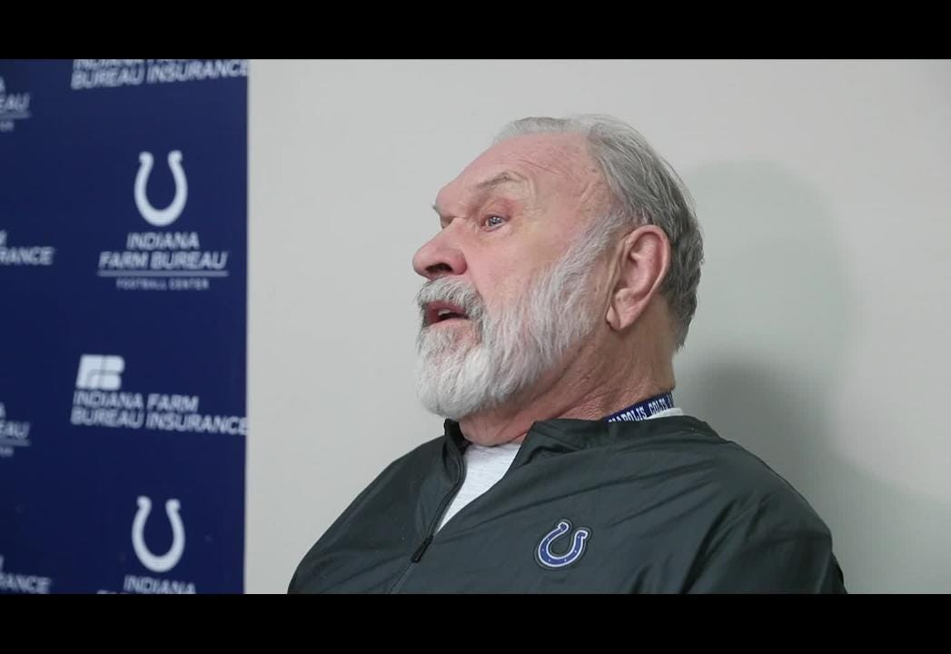 Howard Mudd talks about how he met Chris Strausser and talks about Andrew Luck