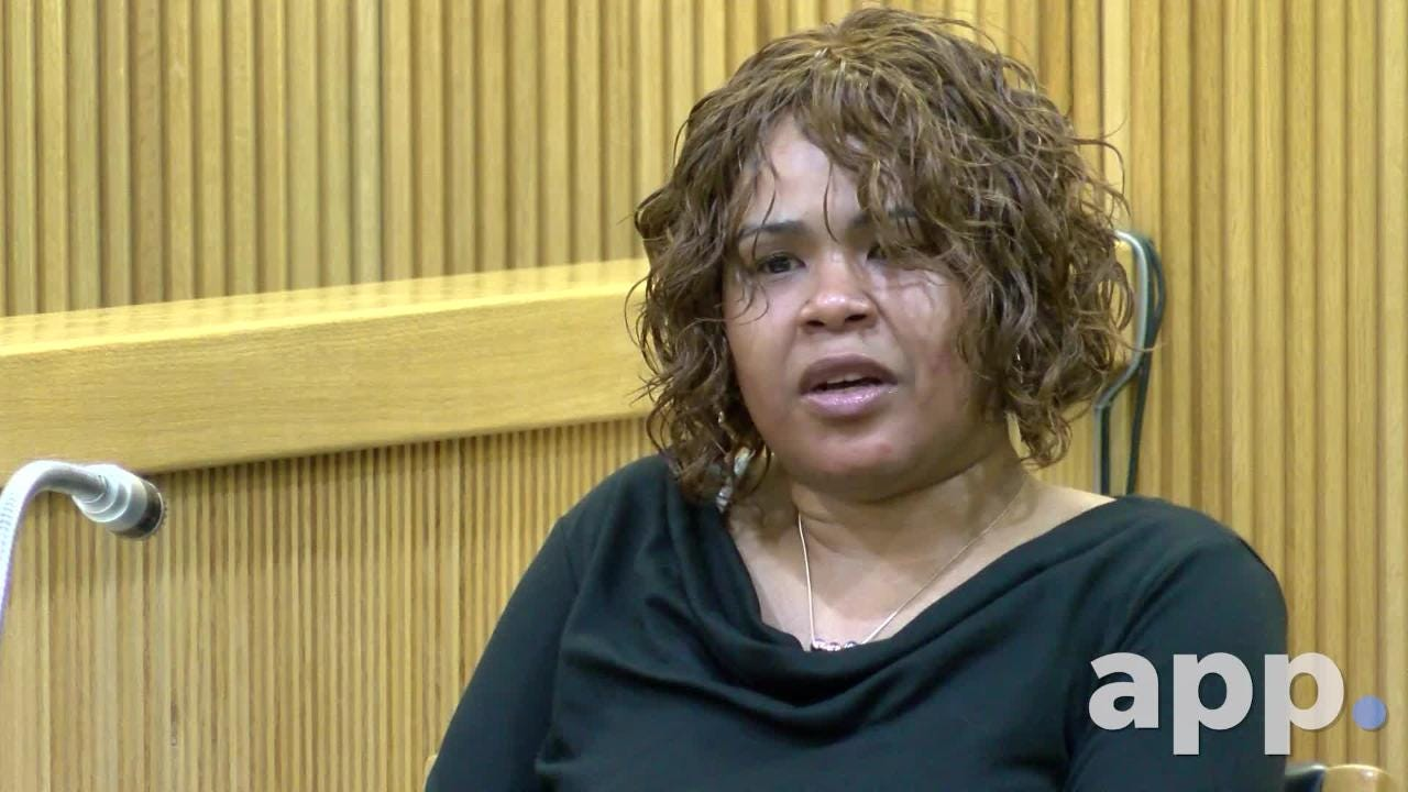After serving a short time in jail for refusing to testify, Narika Scott finished her cross examination over the murder of Jonelle Melton.