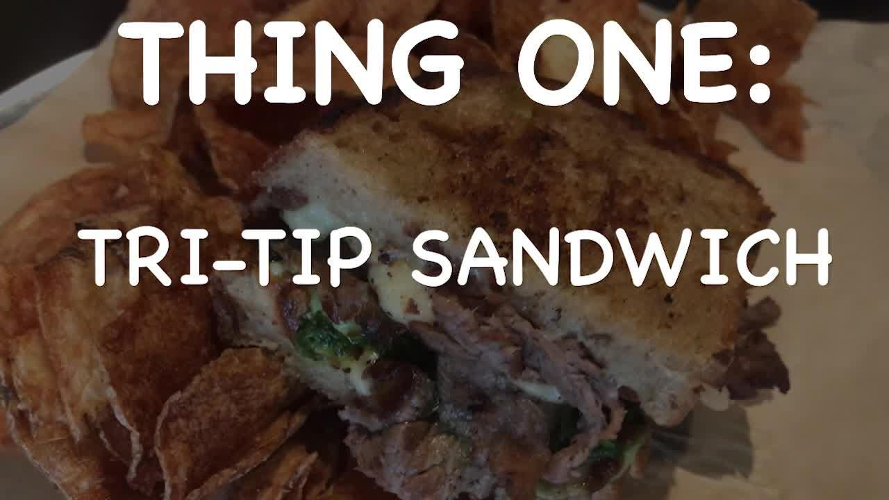 """This episode of """"Top 5 Things to Try"""" feature The Block Bar & Grill. The top five item recommendations were given by part owner, Mike Hallahan."""