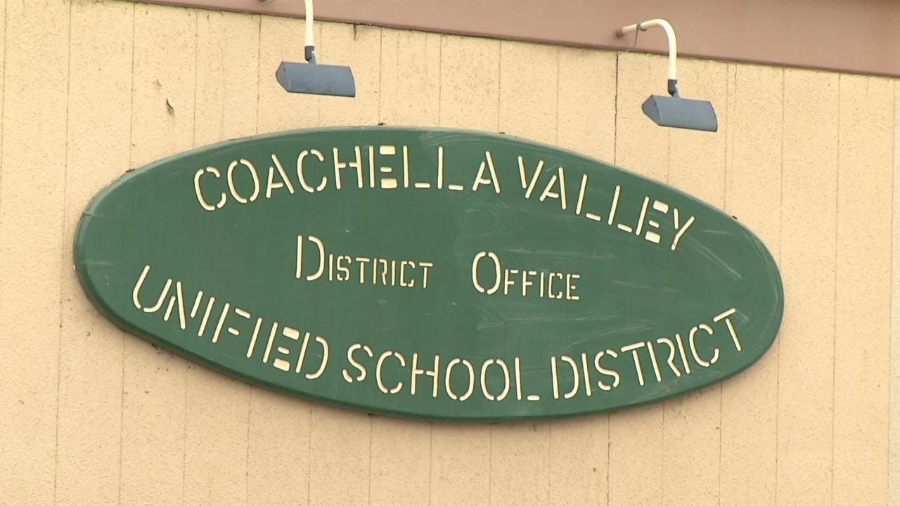 In a Desert Sun/NBC Palm Springs joint investigation a CVUSD board member and teacher are each accused of impropriety in a grade-changing dispute.