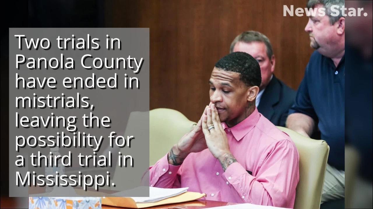 Tellis returns to Ouachita Parish on murder charges