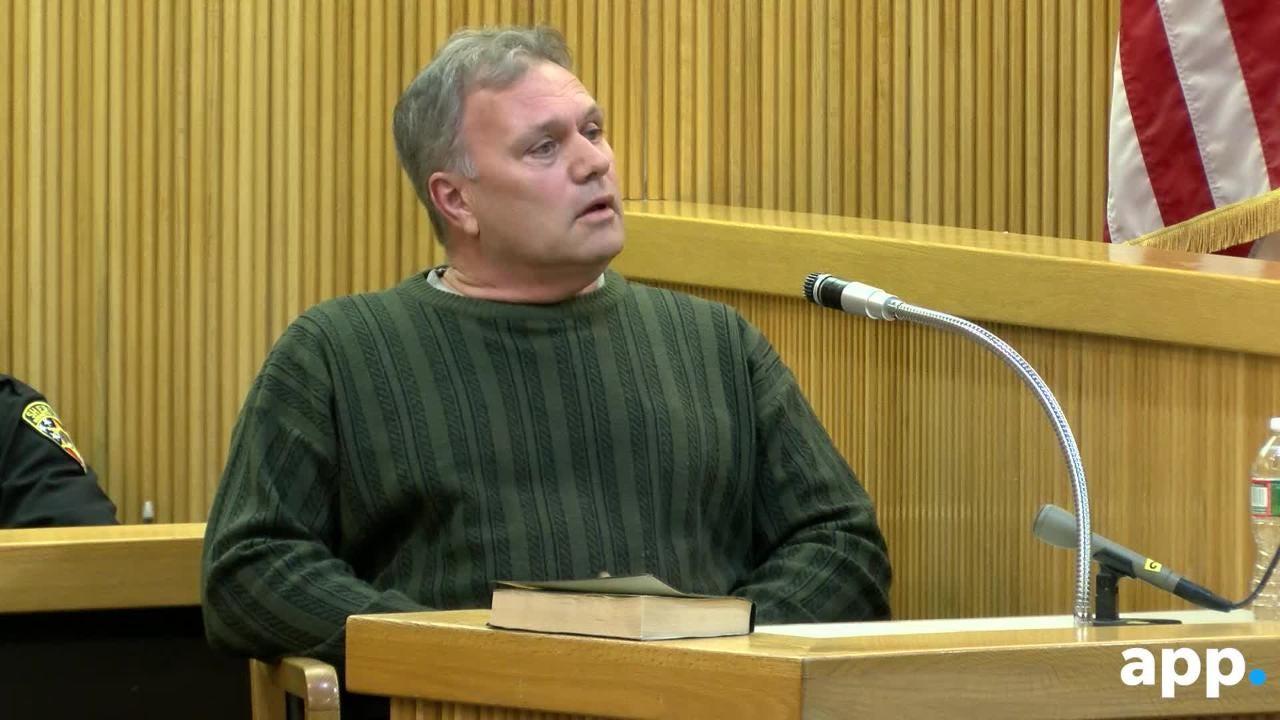 Craig Kevin Hetzel Sr. Claims he saw Sarah Stern after her alleged murder